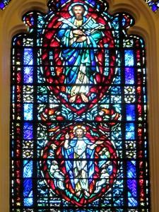 St Matthew's  Window