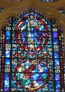 St Luke's  Window