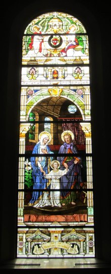 "Teh Holy Family at Nazareth ""He Was Subject to Them"""