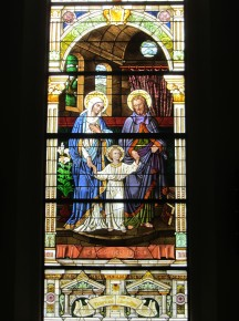 "The Holy Family at Nazareth ""He Was Subject to Them"""