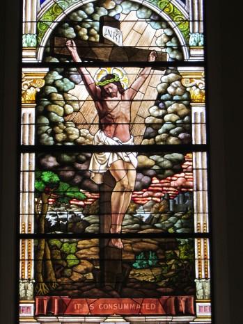 "Crucifixion""It is Consummated"""