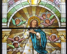 Immaculate Conception window