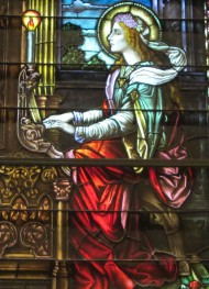 St Cecelia Window