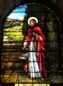 Christ Preaching Window (1903)