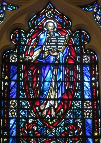 St Paul's Window