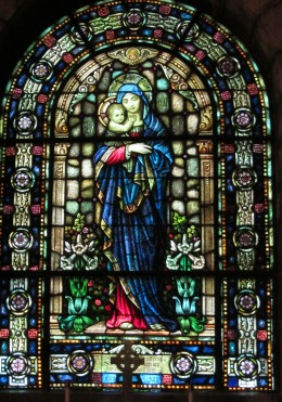 Madonna Window (1926)