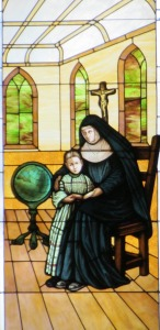 Sister Mary Francis Window