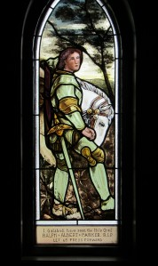 Sir Galahad Window