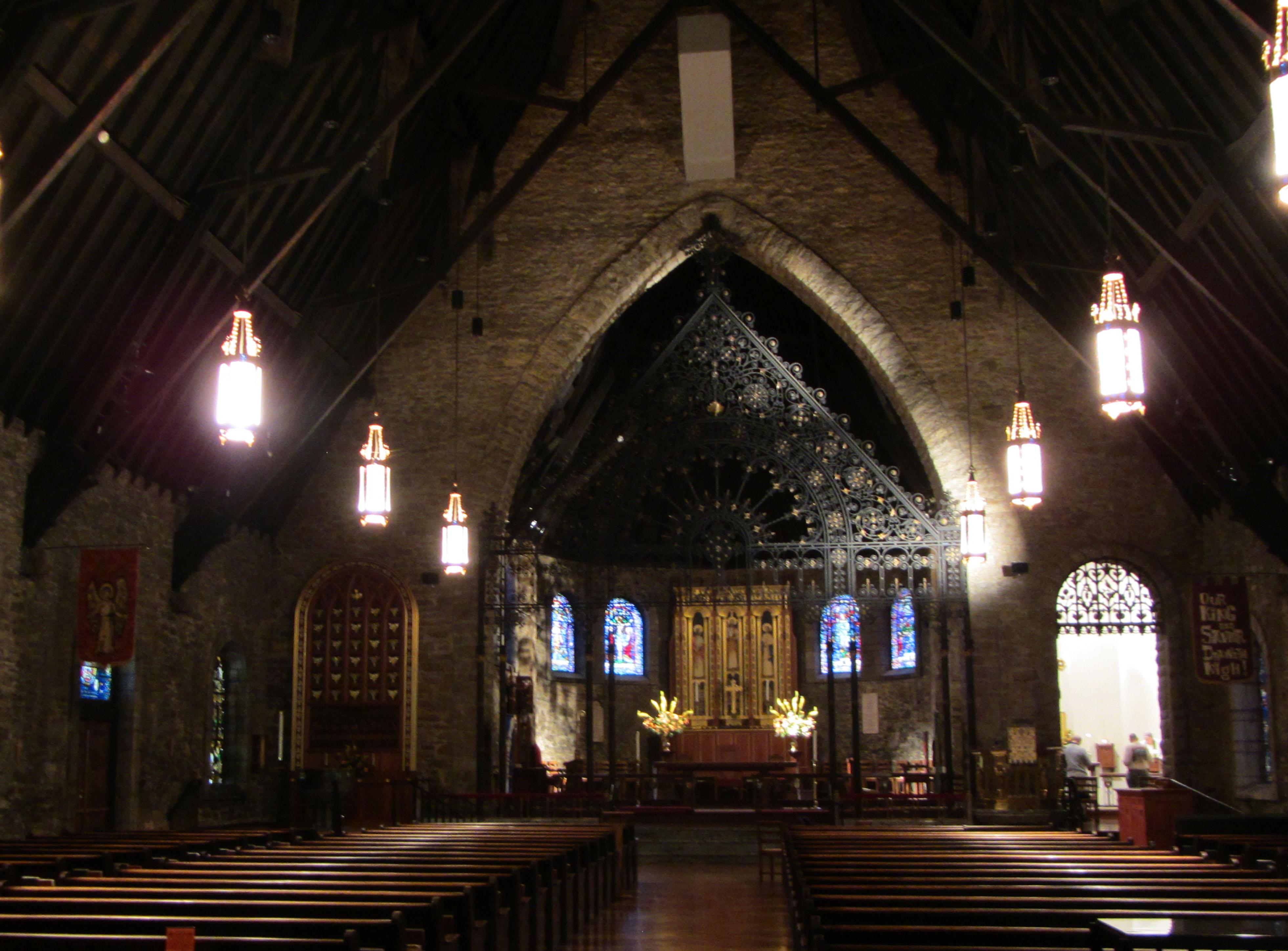 Episcopal Cathedral Kansas City
