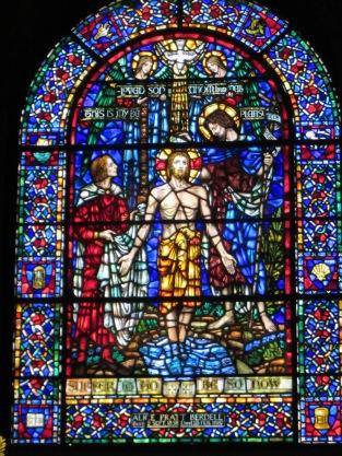 Baptism (1930) Chancel