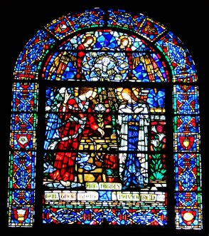 Annunciation (1930) Chancel