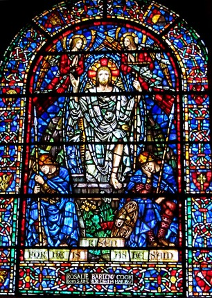 Resurrection (1930) Chancel