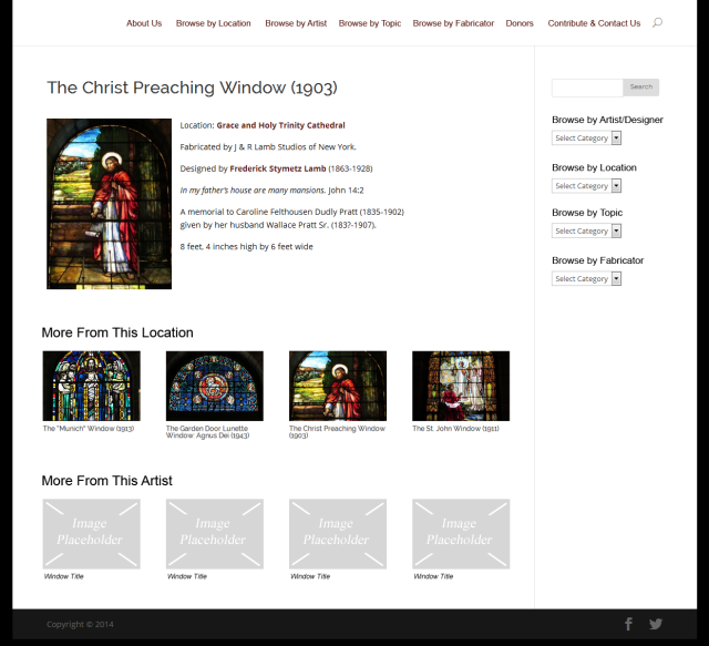 Mockup - Window Page