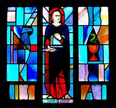 Saint John Window