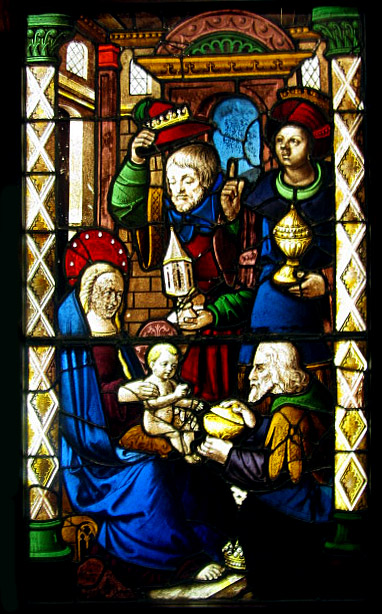 The Adoration of the Magi (ca. 1460-80) France