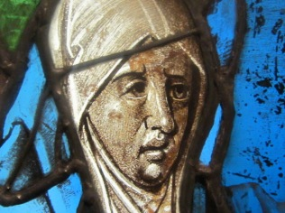 Mary Detail from The Crucifixion ca. 1460-80 France