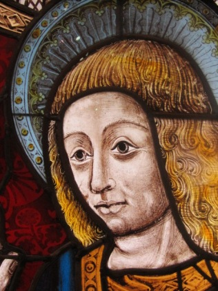 St. John the Evangelist (detail)