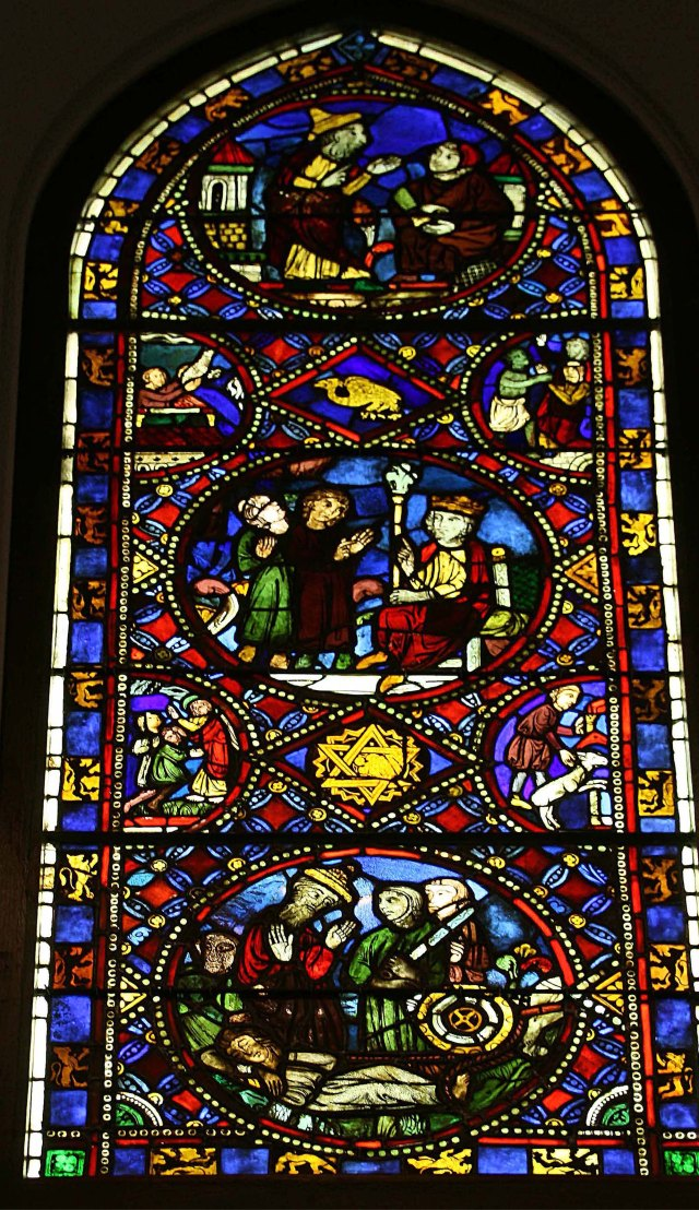 Life of St. Catherine of Alexandria French ca.1270
