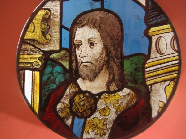 Head of St John the Baptist French ca 1500-1510