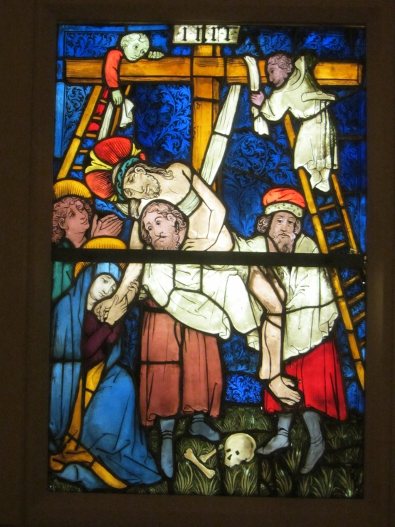 Deposition of Christ German 1444