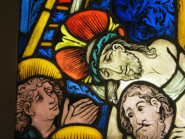 From Deposition of Christ, German,1444