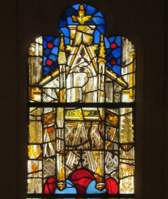 angel, St Barbara, St Michael, Nativity, Visitation