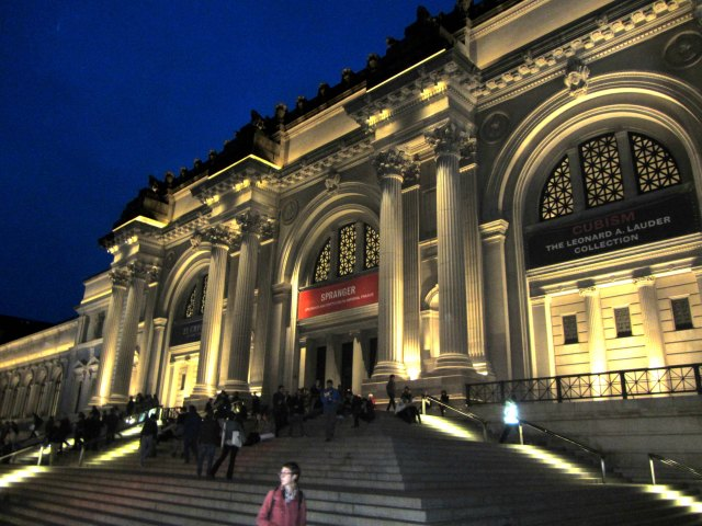 Metropolitan Museum of Art NY